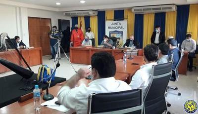 Fallida elección de nuevo intendente en Luque •