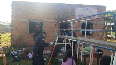 Una familia pide ayuda solidaria tras incendio de su vivienda