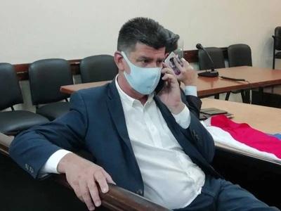 Efraín Alegre a juicio oral por negociado de combustible