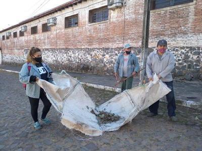 Inician mejoramientos en el Cementerio del Este de Asunción – Prensa 5