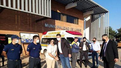 Renuncian intendentes en Luque y en Fernando de la Mora