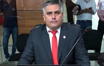 César Ojeda es el nuevo intendente de Asunción