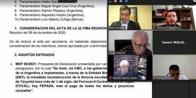 Recomendarán a presidentes del Mercosur acelerar la integración eléctrica