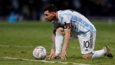 El sello inconfundible de Messi en la Copa América