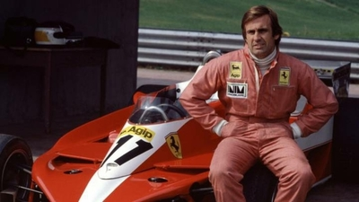 Murió Carlos Reutemann mundialista de Fórmula 1