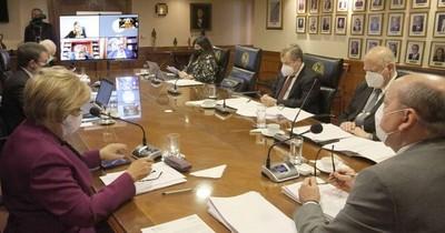 La Nación / Corte confirmó y designó a camaristas, jueces y fiscales