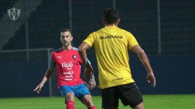 Cerro Porteño y Guaraní se llenan de goles en amistoso
