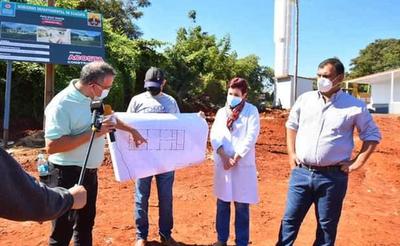 Gobernación de Caazapá presentó rendición de cuentas de ejecución del fondo de Emergencia Sanitaria