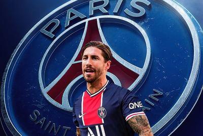 ¡Oficial! Sergio Ramos es el nuevo fichaje del Paris Saint-Germain