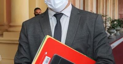 La Nación / Alliana reitera pedido de destitución de Giuzzio