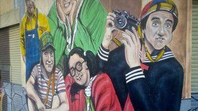 Profesionales valoran la presencia de murales en el paisaje citadino