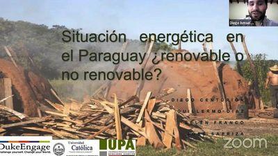 El consumo de biomasa es insostenible, afirma estudio