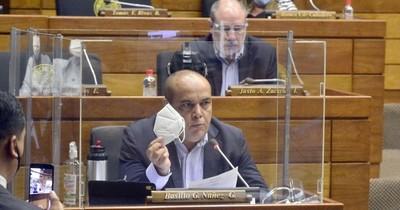 La Nación / Urgen al Senado investigar plagios y vinculación con el crimen organizado