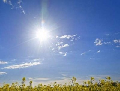 Jornada soleada con vientos del noreste · Radio Monumental 1080 AM