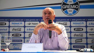 Luiz Felipe Scolari retorna a Gremio