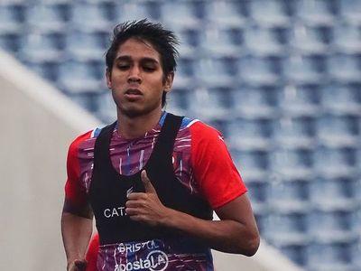Francisco Arce y la duda de quién acompañará a Duarte
