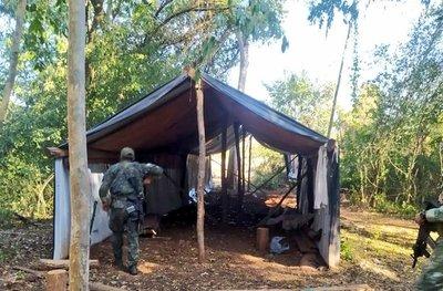 FTC y SENAD desmantelan 10 narcocampamentos en Concepción