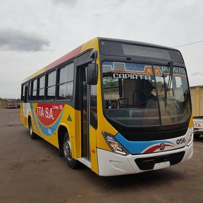Después de una década, tres barrios de Asunción contarán con cobertura de buses interurbanos