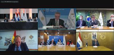Cancilleres del Mercosur evaluaron desafíos del proceso de integración y negociaciones externas