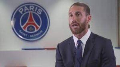 Ramos fichó por el PSG