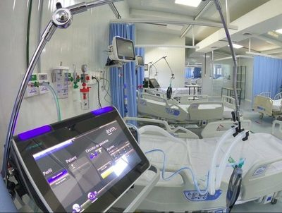123 pacientes esperan acceder a una cama de cuidados intensivos · Radio Monumental 1080 AM