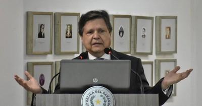 La Nación / Cualquier propuesta de salir del Mercosur es inoportuna, dice Euclides Acevedo