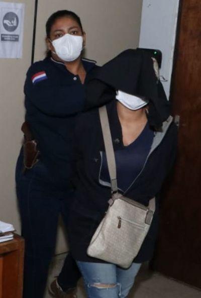 Otorgan libertad ambulatoria a madre de niña desaparecida en Emboscada