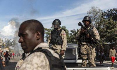 Cuatro presuntos asesinos del presidente de Haití fueron abatidos y otros dos detenidos