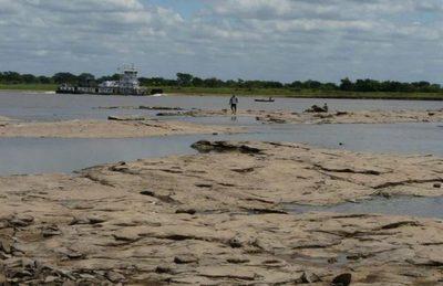 En dos meses más Paraguay podría atravesar por una crisis hídrica, indican