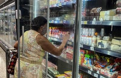 Los precios en Brasil suben un 0,53% en junio y la inflación interanual es del 8,35%
