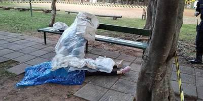 Hallan a dos personas muertas en la plaza Olímpica de Asunción