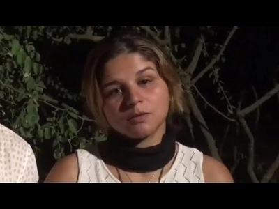 LIBERAN A MADRE DE NIÑA DESAPARECIDA EN EMBOSCADA