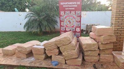 Imputan a supuesto dueño de más de 1.000 kilos de droga
