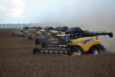 Brasil tendrá una cosecha récord de 258,5 toneladas de granos en 2021
