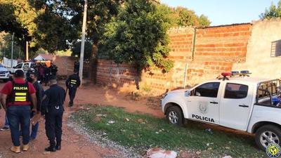 Tras ola de asaltos en Luque, detienen al líder de motochorros en Areguá •