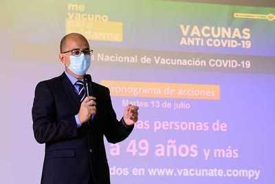 Este lunes será el día clave para inmunizar a todos los trabajadores esenciales