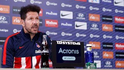 Diego Simeone renueva con el Atlético de Madrid hasta 2024