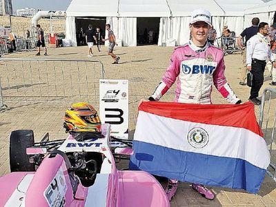 El piloto Joshua Duerksen será el primer paraguayo en participar en un evento de la Fórmula 3 Europea