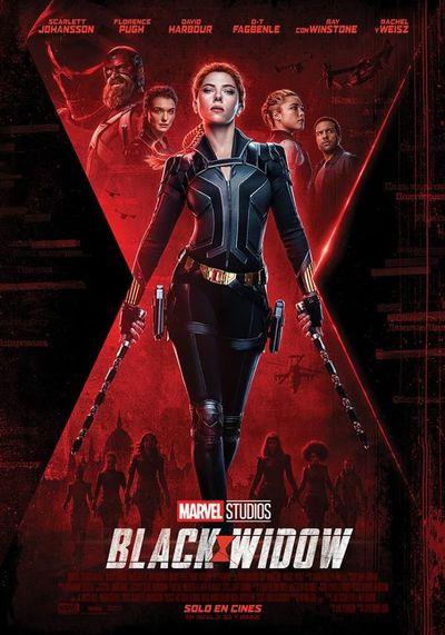 Black Widow (3D y 2D)