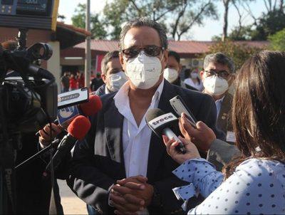 """Gobernador de Central: """"Estoy a disposición de los organismos de control"""" · Radio Monumental 1080 AM"""