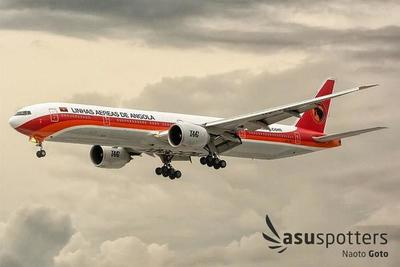 Aerolínea de Angola aterrizará en Paraguay