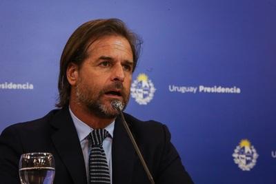 """Lacalle reitera que Uruguay """"pretende avanzar en acuerdos con otros países"""""""