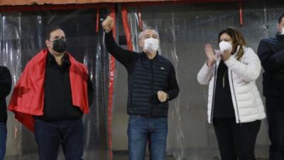 Dani Centurión asumirá la próxima semana el viceministerio del Interior