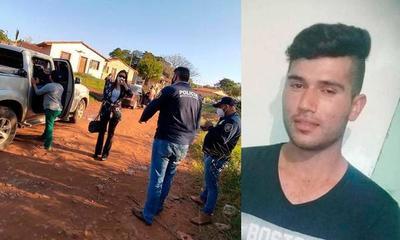 Presunto autor de feminicidio en Caaguazú fue detenido – Prensa 5