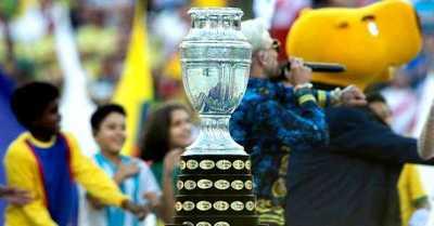 La final de la Copa América se podría jugar con público