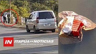 PUERCO DEL AÑO: LO BUSCAN PARA AMONESTACIÓN DE PARTE DE POLICÍA DE TRÁNSITO.
