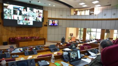 Senado insta a pedir cooperación internacional contra secuestradores