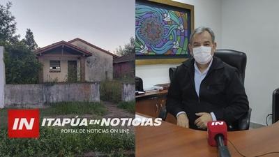 VIVIENDAS DESOCUPADAS DE LA EBY SERÁN ENTREGADAS A FAMILIAS YA CENSADAS.
