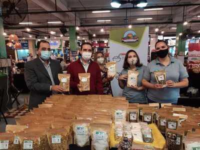 Mi Pymes: Emprendedores de Caaguazú expusieron productos