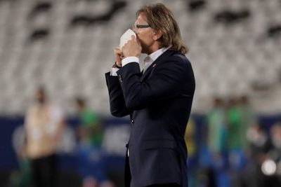 "Perú ""cumplió"" su objetivo en la Copa América, afirma Gareca"